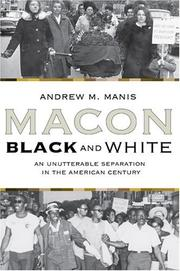 Macon Black and White by Andrew Michael Manis