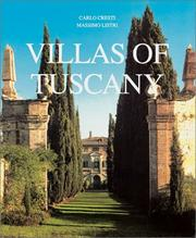 Villas of Tuscany by Carlo Cresti