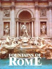 Fountains of Rome by Francesco Venturi