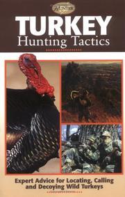 Turkey Hunting Tactics (The Complete Hunter) PDF