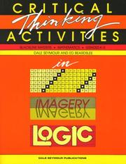 Critical Thinking Activities for Grades K-3 PDF