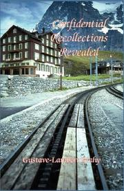 Confidential Recollections Revealed PDF