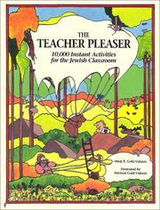The teacher pleaser by Marji E. Gold-Vukson