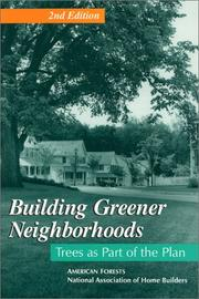 Building greener neighborhoods by Jack Petit