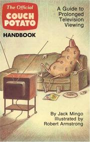 The Official Couch Potato Handbook by Jack Mingo