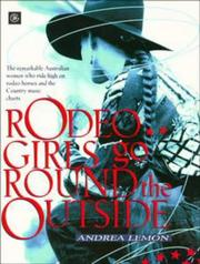Rodeo girls go round the outside by Andrea Lemon