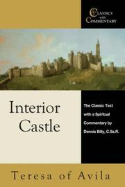 Cover of: Interior Castle by Teresa of Avila