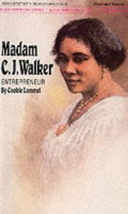 Madam C.J. Walker by Cookie Lommel