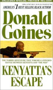 Kenyatta's Escape PDF