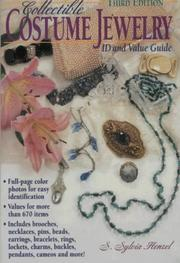 Collectible costume jewelry by S. Sylvia Henzel