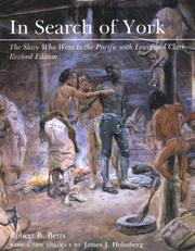 In search of York by Robert B. Betts