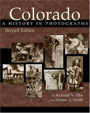 Colorado by Duane A. Smith