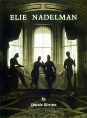 Elie Nadelman by Lincoln Kirstein