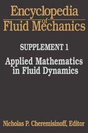 Encyclopedia of Fluid Mechanics: Supplement 1: