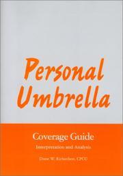 Personal umbrella coverage guide PDF