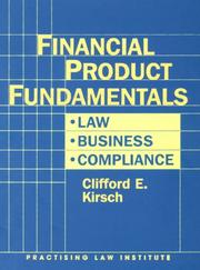 Financial Product Fundamentals PDF