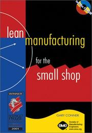 Lean manufacturing for the small shop PDF