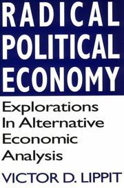 Radical Political Economy PDF