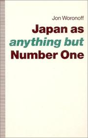 Japan as -anything but- number one PDF