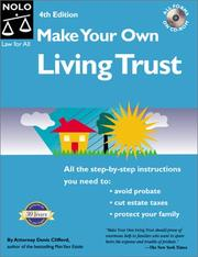 Make your own living trust PDF