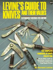 Guide to knives and their values PDF