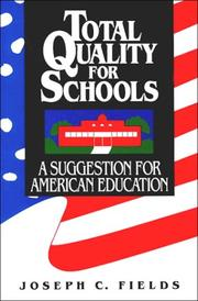 Total quality for schools PDF