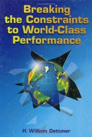 Breaking the constraints to world-class performance PDF