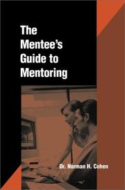 The Mentee's Guide to Mentoring PDF