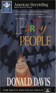 Party People (American Storytelling) PDF