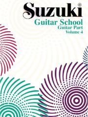 Suzuki Guitar School / Guitar Part / Volume 4 (Suzuki Guitar School) PDF
