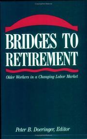 Bridges to retirement