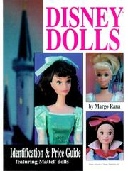 Disney dolls by Margo Rana
