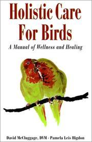 Holistic care for birds PDF