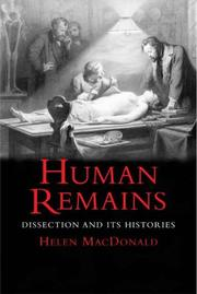 Human Remains by Helen MacDonald
