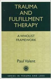 Trauma and Fulfillment Therapy PDF