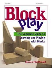 Block play by Sharon MacDonald
