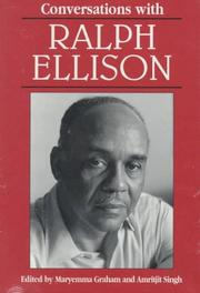 Conversations with Ralph Ellison by Ralph Ellison