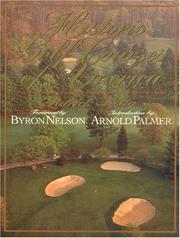 Historic golf courses of America PDF