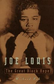 Joe Louis by Richard Bak