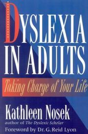 Dyslexia in adults PDF