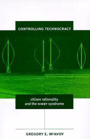 Controlling Technocracy PDF