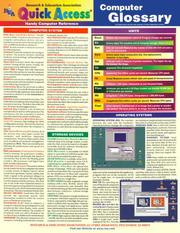 Computer Glossary Quick Access PDF