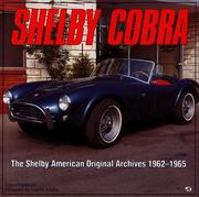Shelby Cobra by Dave Friedman
