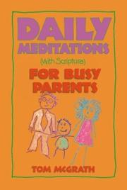 Daily Meditations for Busy Parents PDF