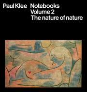 The nature of nature by Paul Klee