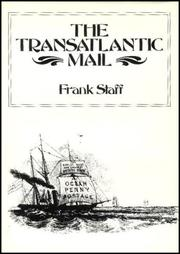 The transatlantic mail by Frank Staff