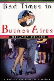 Bad times in Buenos Aires PDF