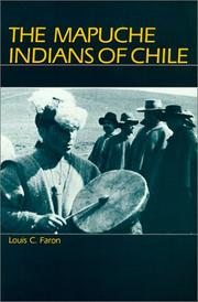 The Mapuche Indians of Chile PDF