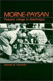Morne-Paysan by Michael M. Horowitz