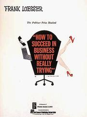 How to Succeed in Business Without Really Trying PDF